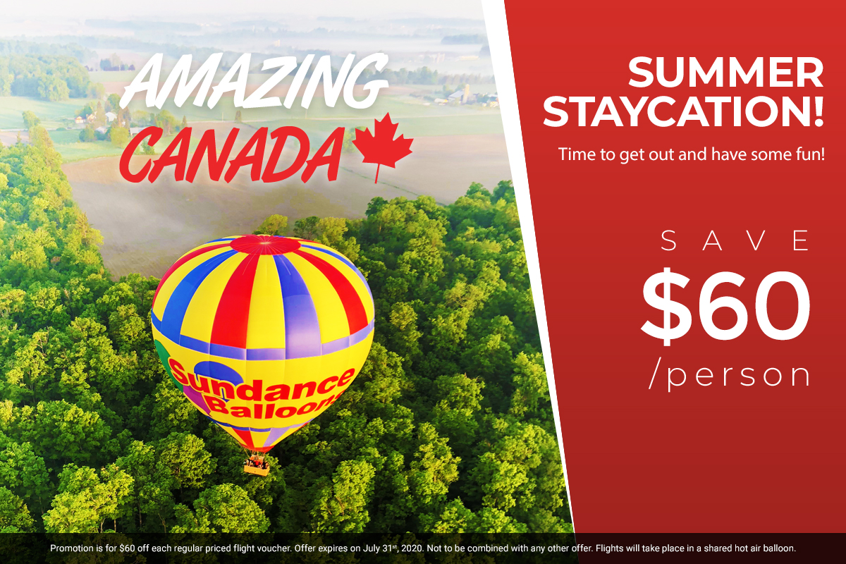 Summer Staycation Promo