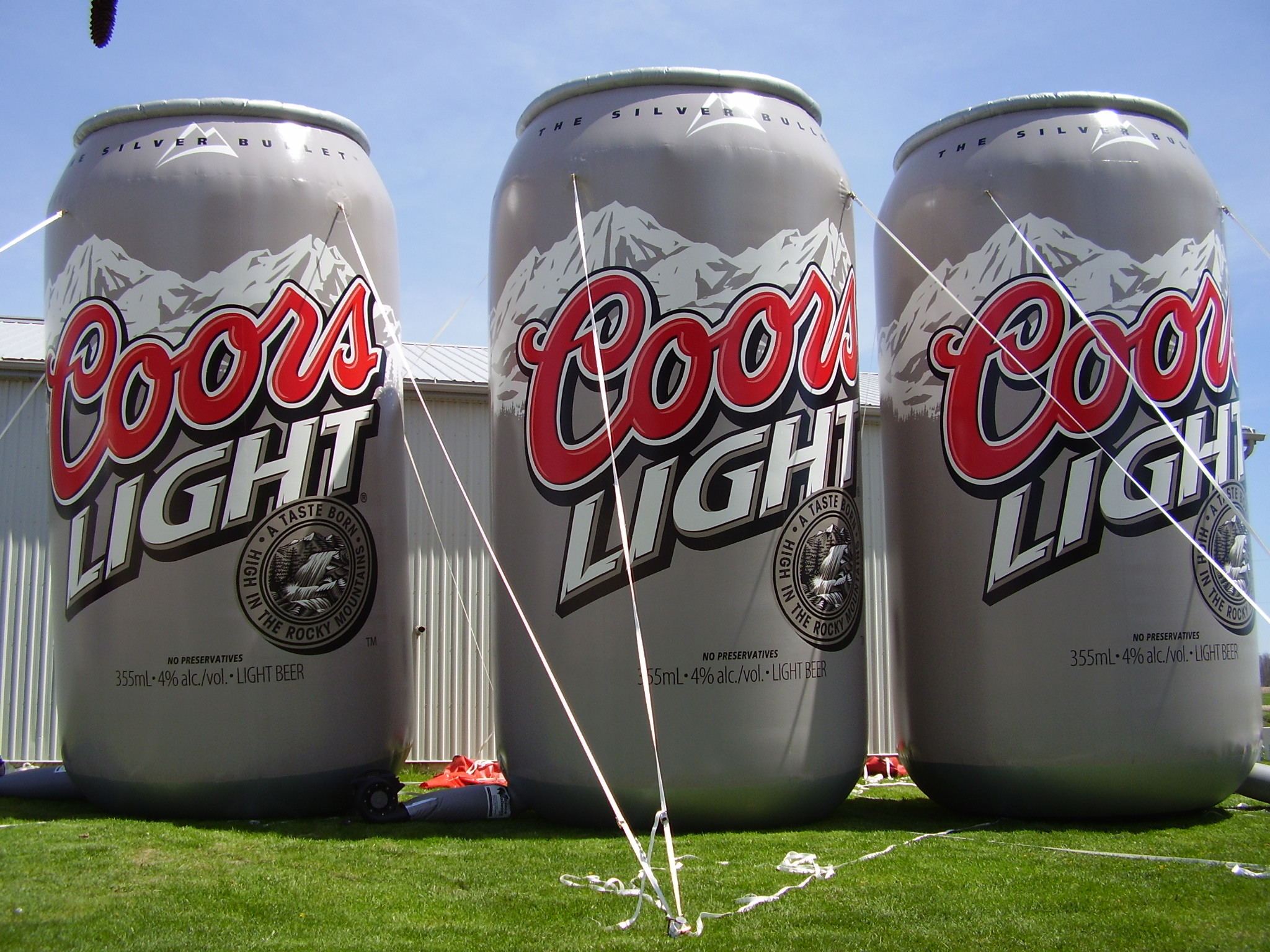 Picture of Coors Light Inflatables